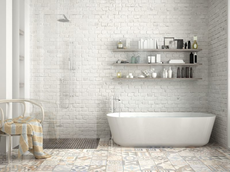Club Ceramic porcelain tiles types and their production process
