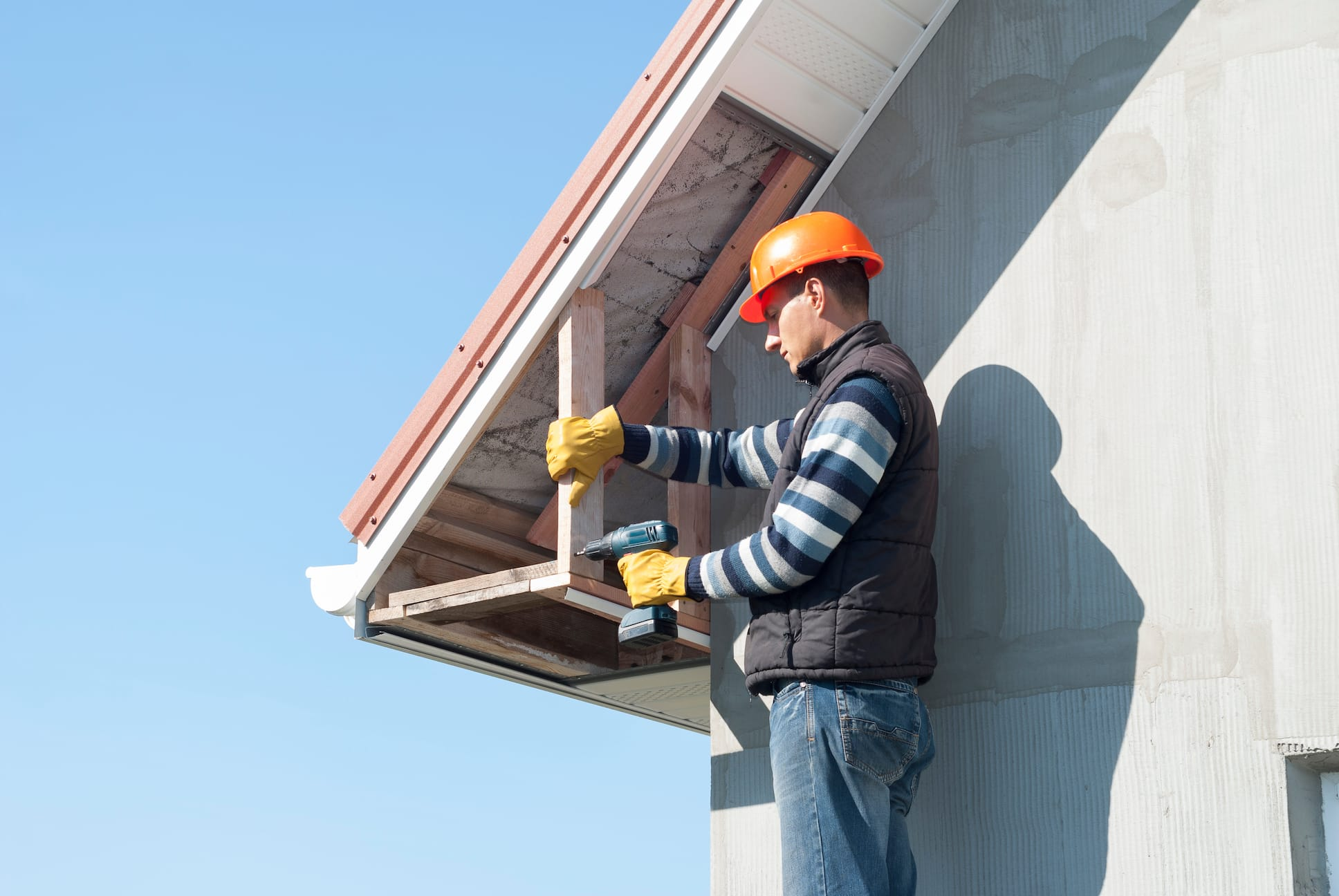 Everything you need to know about Fasica and Soffit Repair