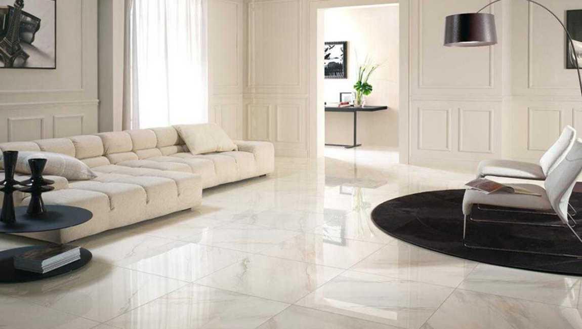 Advantages of using ceramic tiles for flooring.