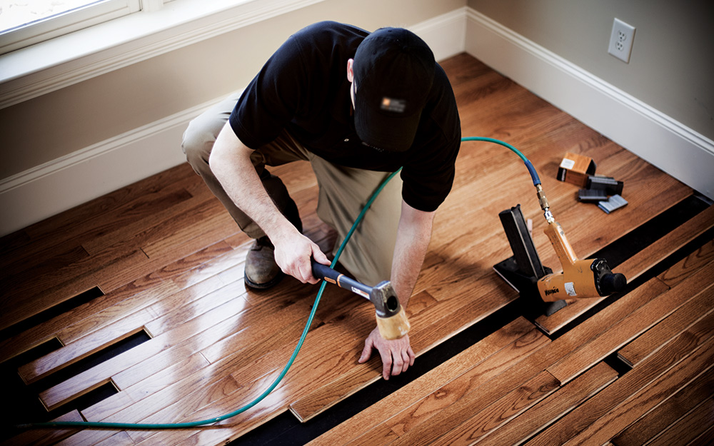 Different Flooring Types To Add Elegance In Home Decoration Work